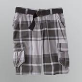 Мужские шорты с ремнем из США фирмы Route 66 - 34р