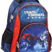 Рюкзаки школьные из Германии Kite - Transformers 513, Transformers 510