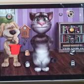 Детский планшет кот Том