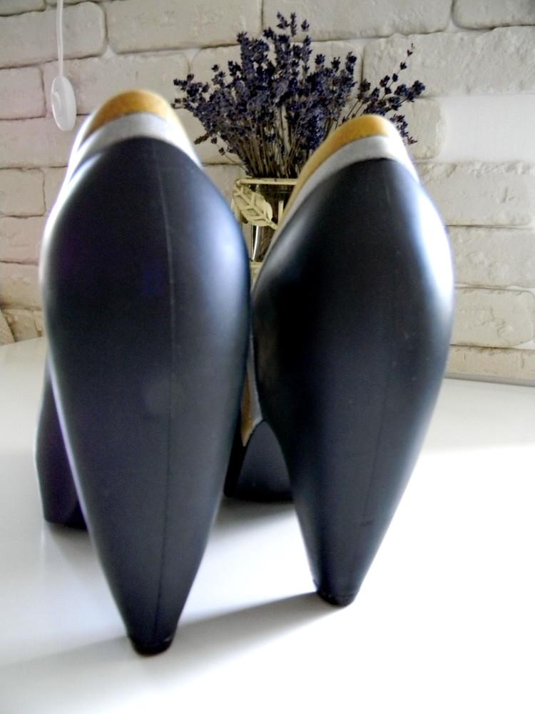 Скидка -400грн от цены! оригинальные туфли karl lagerfeld фото №4