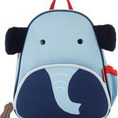 Забавный Рюкзачок Skip Hop Слоник Оригинал, огромный выбор, лучшая цена