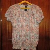 Блуза лёгенькая