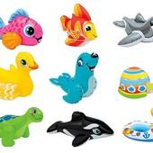 Надувные игрушки Intex 58590 9 видов