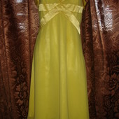 Шикарное фирменное коктейльное  платье сарафан на 48 размер