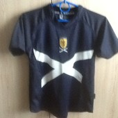 Футболка для мальчика Official Scotland merchandise.