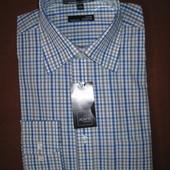 John Adams (S) новая рубашка мужская  натуральная