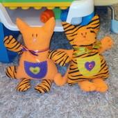 Котики украшения для детской комнаты ручная работа