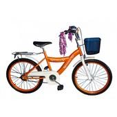 Двухколесный велосипед Lexus Bike 120030 '20 оранжевый