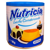 Сгущенное молоко  Нутрисия, Испания  1кг