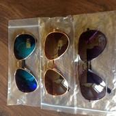 Детские солнцезащитные очки! В наличии!