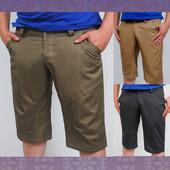 Лето 2016! Джинсовые шорты из хлопковой ткани. 3 цвета.