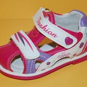 Детские сандалии ТМ Том.М код 6025-В размеры 20-25
