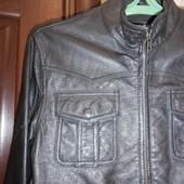 Мужская куртка натуральная кожа