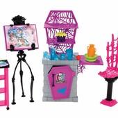 мебель монстер хай серии арт класс Monster High School Art Class Accessory