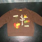 Продам свитер minimode 18-24 мес  состояние отл.как новый