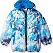 Флисовая куртка Big Chill биг чил Solid Bubble Jacket