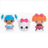 Набор с куклами Крошками Lalaloopsy - Снежинка и умница отличница(2 куклы, питомец)