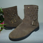 Шикарные полусапожки Bama 36р-р,по стельке 23,5 см.(еврозима)Мега выбор обуви и одежды!