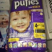 Новинка! Подгузники Pufies Baby Art & Dry!