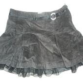 Фирменная юбка 3-4 года