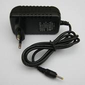 Зарядное адаптер для планшета 5V, 9V, 12V, 2A 2. 50. 7mm