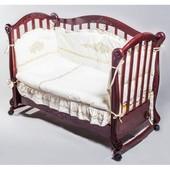Трия Люкс детская кроватка с ящиком
