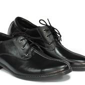 классические мужские туфли натур. кожа 4 модели