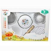 Мини измельчитель для приготовления детского питания, пищевой процессор Grinder Food Maker, 7 компл