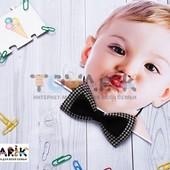 Детская бабочка-галстук
