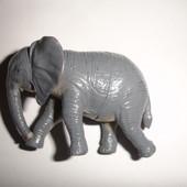 Фигурки диких животных пластмассовые  5-7 см