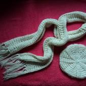 Фирмf E-vie шарф и берет
