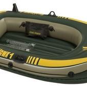 Надувная лодка Seahawk 1, Intex 68345