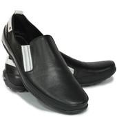 мужские кожаные мокасины 3 модели М 401,404,405