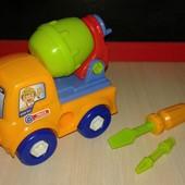 Машинка - конструктор