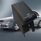 Автомобильный Подлокотник для деу ланос. Очень удобен и комфортен! Установка простейшая. Звоните!