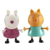 Набор фигурок Peppa - Пеппа и ее друзья (Сюзи и Кэнди)