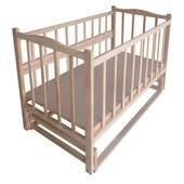 КФ 4 детская кроватка на маятнике