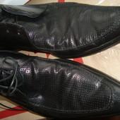 Фірмові брендові туфли  Pasito.Італія .