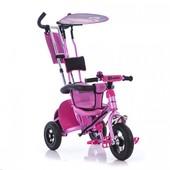 Трехколесный велосипед Safari BC-15 (надувные колеса) 4 цвета