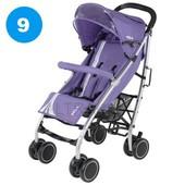 Коляска трость Quatro Vela 09 Violet, фиолетовый