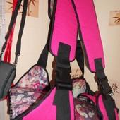 Продам горизонтальную сумку переноску для младенцев