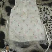 Летние платья для девочки 2-3лет