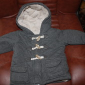 куртка next .пальто на мальчика от 3 до 1.6 месяца