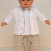 Нарядный костюм для праздников,крещения,фотосессий мальчика G 017 - 1 Artbaby