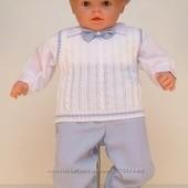 Нарядный костюм для праздников,крещения,фотосессий мальчика G 007 - 2 ARTbaby