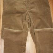 Вельветовые брюки Gant (27р, L/XL)