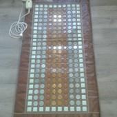 Нефритовый турманиевый мат/коврик Long Life 198x97 см