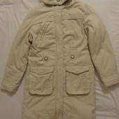 продам пальто парку размер 10 англ. 38 евро (хорошо на s)