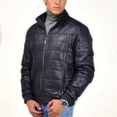 Трендовая стильная мужская куртка(есть большие размеры)