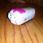 инерционый поезд